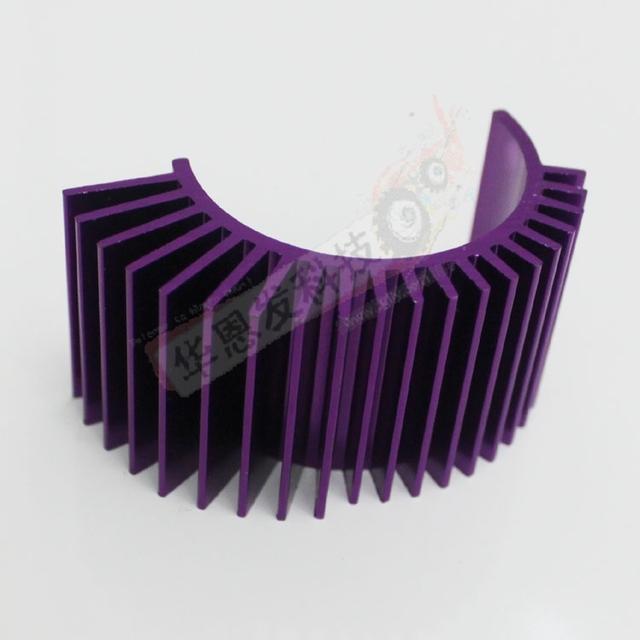 Motor Heat Sink  for 3660 3674 motor  of  1/10 1/12  car Freeshipping