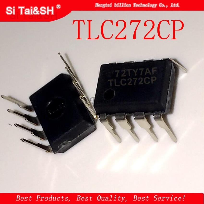 1pcs/lot TLC272CP TLC272IP TLC272 DIP-8