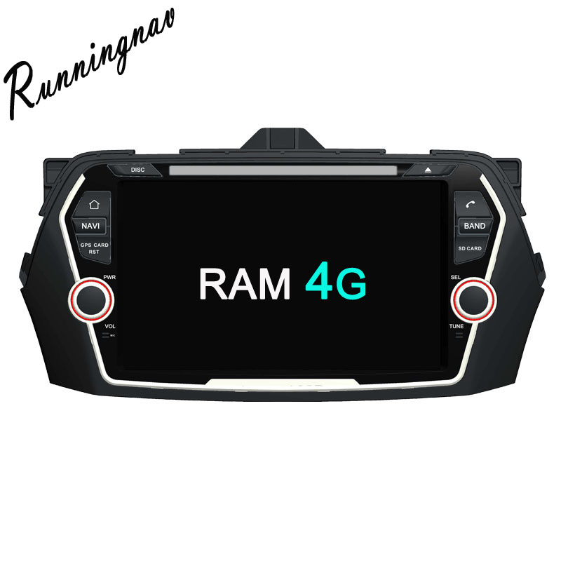 Android 8.0 Octa Core PX5/PX3 Fit SUZUKI CIAZ / Alivio 2014 2015 2016 - Car DVD Player Navigation GPS Radio