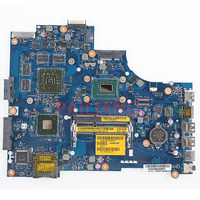 PAILIANG Laptop motherboard for DELL 15R 3521 5521 PC Mainboard I5 3337U 0P14T7 VAW01 LA 9101P VAW00 LA 9104P fully tested DDR3