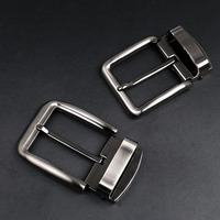 Free Shipping Men Belt Buckle Autumatic Pin Buckle Alloy Diy Accessories Inradius 40mm