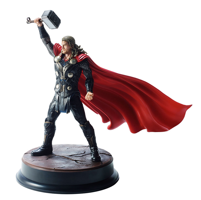 1/9 Collectible The Dark World Figure #<font><b>38120</b></font> Statue Thor Hero Action Model Figure Model For Fans Collections image