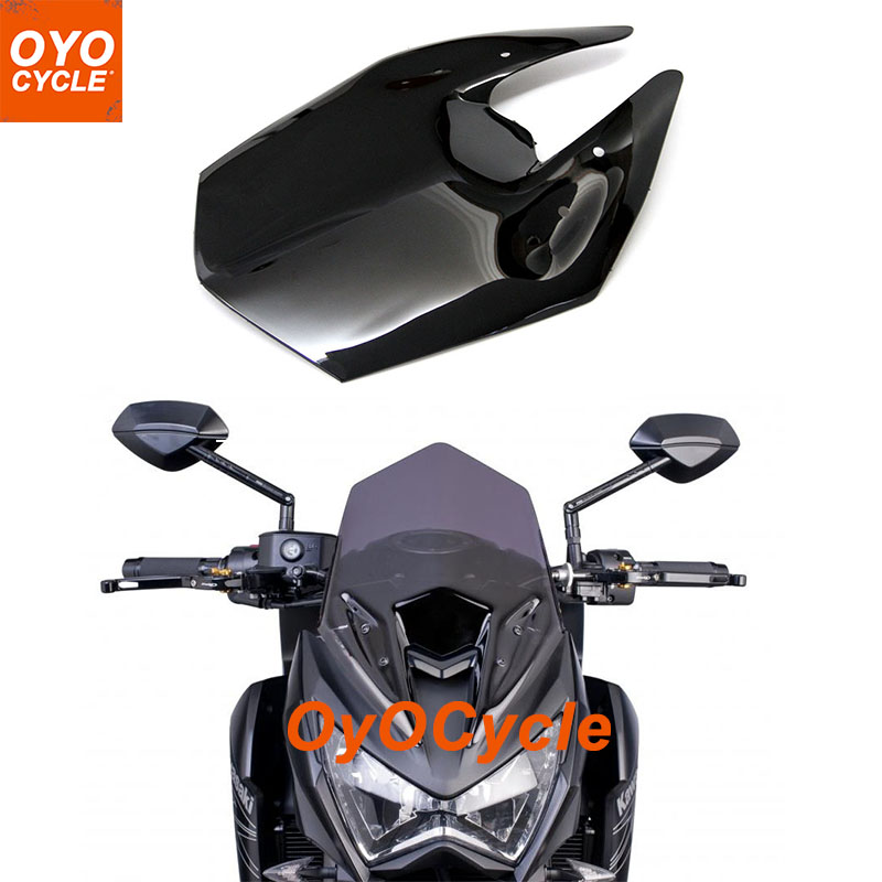 Windshield For Kawasaki Z800 Z 800 2013 2014 2015 2016 2013 2016 Double Bubble Windscreen Wind Deflectors Motorcycle Motorbike in Windscreens Wind Deflectors from Automobiles Motorcycles