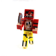 7 CM Hot Toys 1 Pcs Minecraft Five Night At Freddy Fnaf Foxy PVC Model Anime Figure Action Figure Freddy Toys For Children Gifts(China)