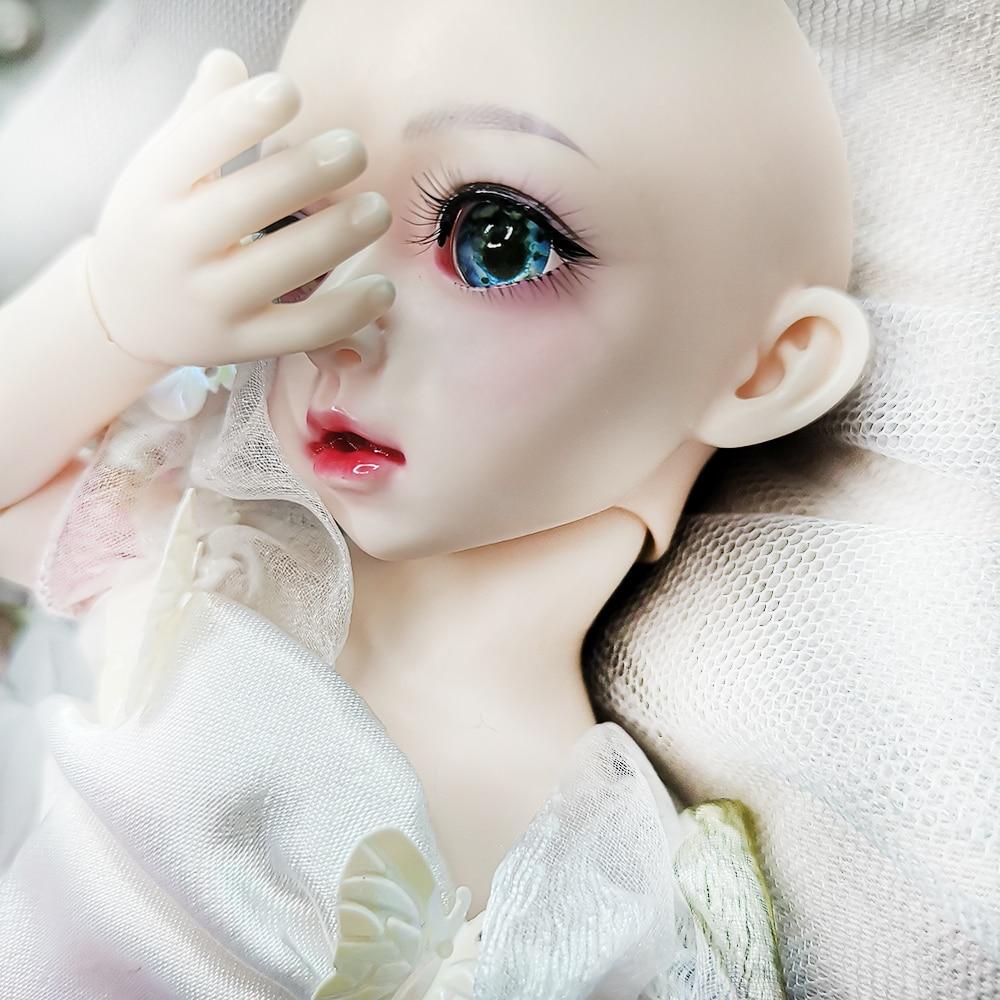 Nice 12MM Light Yellow Glass Eyes for Ball Joint 1//6 BJD AOD DD DOD Dollfie