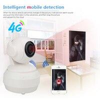 Home Security IP Camera 3g 4g SIM Draadloze Smart WiFi Camera WI-FI Audio Record Surveillance Babyfoon HD Mini CCTV Camera