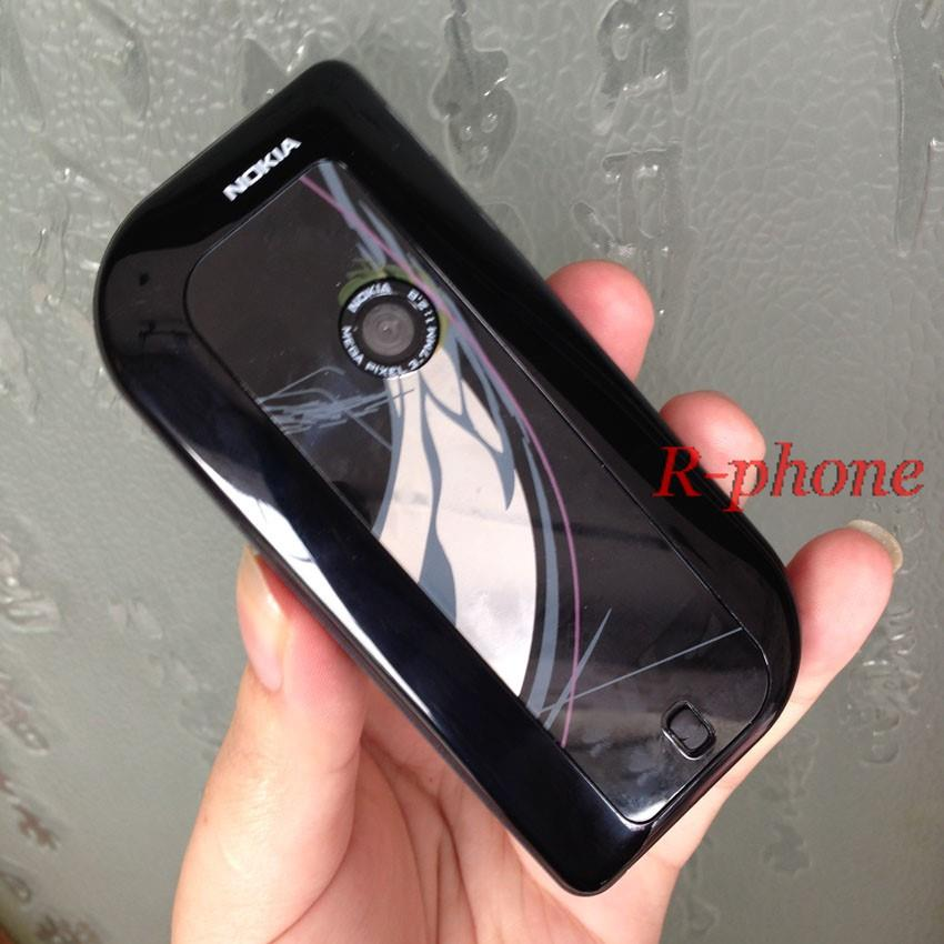 Refurbished phone Nokia 7610 Mobile Phone GSM Tri-Band Camera Bluetooth Smartphone white 2