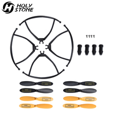 Holy Stone HS150 RC Racing Drone Replacement Parts Sets Quadcopter Propeller Motor Guards Accessories Spare Parts