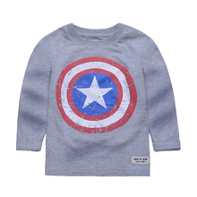 Toddler shirts for Boys Long Sleeve Polo