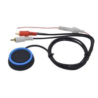 Two In One Car Bluetooth Hands Free CD Player Bluetooth Adapter RCA Bluetooth Car Kit With 2RCA Interface Multifunctional