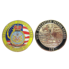 Manufacturer custom double-sided coin laser engraving round coins