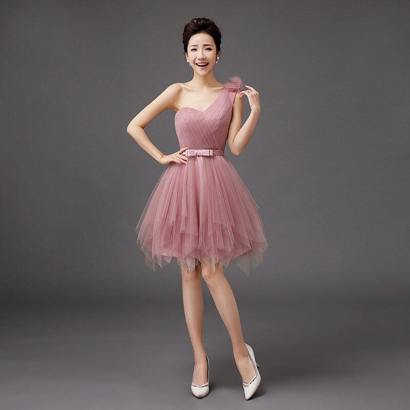 Shanghai Story 2019 Robe de mode Robe Sexy Robe une épaule Robe de Coctail pour les robes de soirée femmes