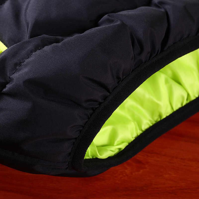冬のジャケットの男性ダウンジャケットカジュアルパーカー男性綿が詰め生き抜く熱ジャケットカジュアルコート男性 4XL パーカー hombre 968