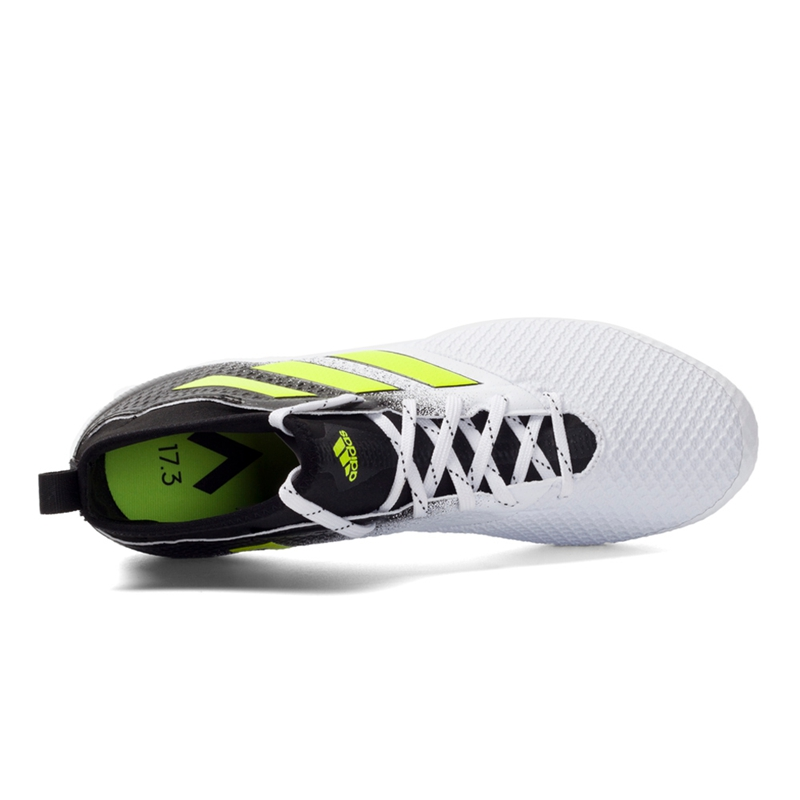 Asli Baru Kedatangan Adidas ACE 17.3 AG Pria Sepak Bola Sepak Bola Sepatu  Sneakers di Sepatu sepak bola dari Olahraga   Hiburan AliExpress.com  2af3d17942