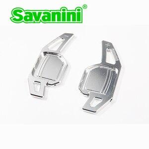 Image 4 - Savanini palette de vitesses de direction DSG, extension manette de vitesse, accessoires de voiture Audi A3/A4/A5/Q3/Q5/TT/S3/R8/A6
