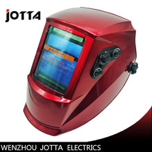 red  LI battery solar auto darkening/shading electric welding mask/helmet for welding equipment and plasma cutter/machine welding machine helmet auto darkening plasma cutter contemporary chrome for free post high opinion