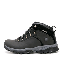 GOMNEAR New Arrival Men's Waterproof Hiking Shoes Antiskid Hunting Comfortable Trend Sneakers For Male Tourism Climbing Shoes