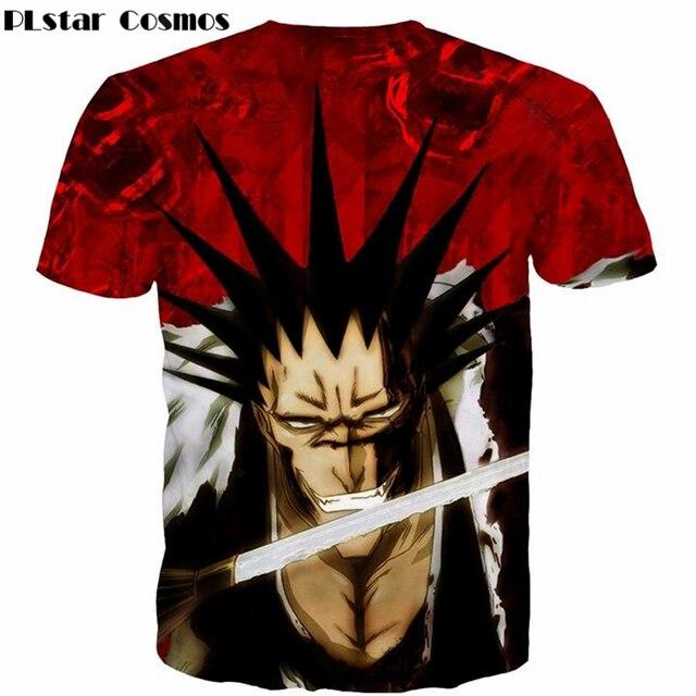 Bleach Women Men Hipster 3D T shirt