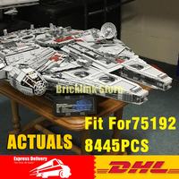 Clone 75192 LEPIN 05132 New 8445pcs Ultimate Collector S Destroyer Star Series Wars Building Blocks Bricks