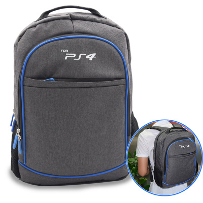 Travel Backpack Storage Carrying Case Shoulder Bag For PS4/Slim/Pro Playstation 4 Console Controllers Accessories