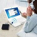 Nueva HiFi Receptor Bluetooth Adaptador Receptor de Música Estéreo de Altavoces Inalámbricos de Audio usb para el Coche 3.5mm RCA Jack aux Para El teléfono Subwoofer