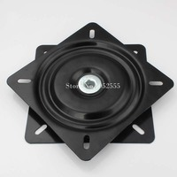 6 High Quality Swivel Plate Mounting Plate For Swivel Chairs TV Table Toys Great For Mechanical