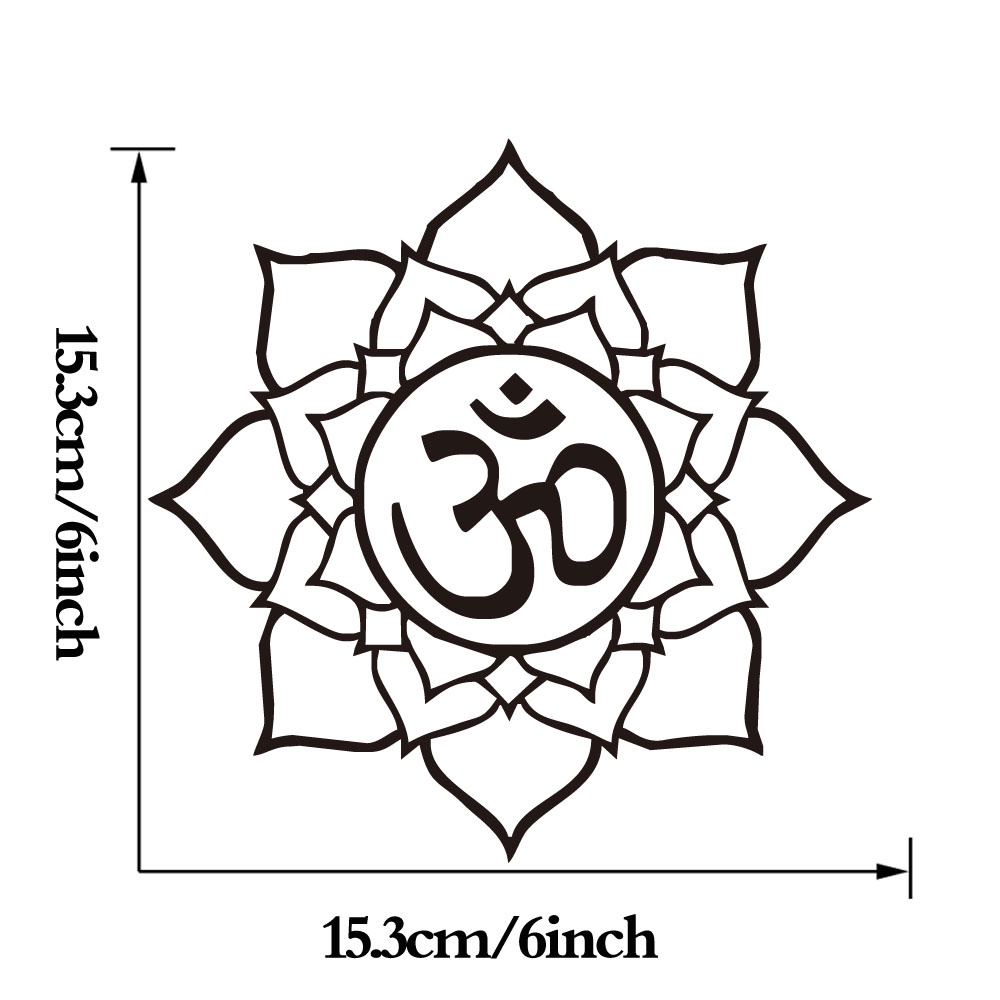 hindu symbols tattoos - 738×738