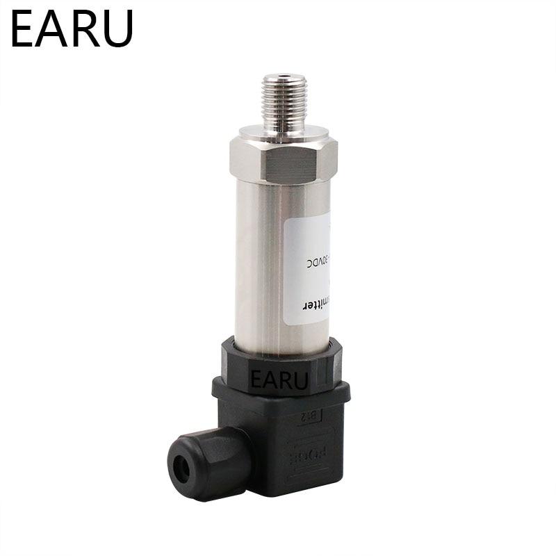 Free Shipping,-1~0~10bar/16bar/6bar/25bar, 10-30VDC, G1/4, 4-20mA Output, 0.5%, Pressure Transmitter Pressure Transducer Sensor