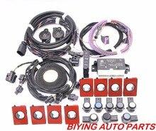 For Golf 7 MK7 VII Parking Pilot Front and Rear 8K OPS LHD UPGRADE KIT