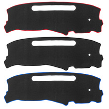 For Chevrolet S10 1998-2004 LHD Dashboard Cover Dash Board Sun Shade Carpet Covers Dashmat