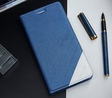 Meizu M5 Note Cas De Luxe Téléphone Protecteur Funda Pour Meizu M5 Note Flip En Cuir Couvercle À Clapet Étui Fundas Avec Aimant