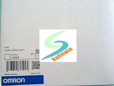 все цены на  CQM1-CPU41-EV1 FOR PLC MODULE , CQM1CPU41EV1 NEW IN BOX.  онлайн
