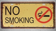 1 pc No smoking Policy shop store plaques Tin Plates Signs Brussel wall man cave Decoration Metal Art Vintage Poster 1 pc tires shop premium car mechanic shop store garage usa tin plates signs wall man cave decoration metal art vintage poster