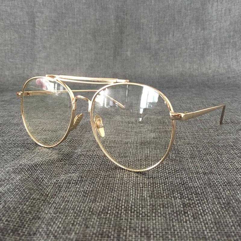 Okulary powiększone VictoryLip Ramki Okulary Kobiety Lustro Marka - Akcesoria odzieżowe - Zdjęcie 3