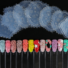Buy Silicone Nail Art Mold And Get Free Shipping On Aliexpress
