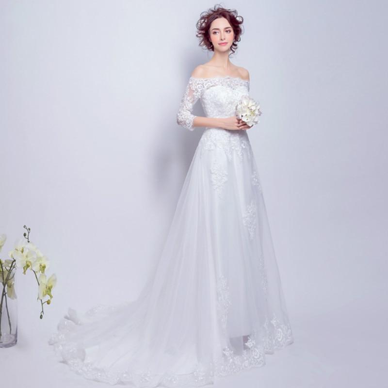 Gemütlich Prinzessin Spitze Brautkleid Bilder - Brautkleider Ideen ...