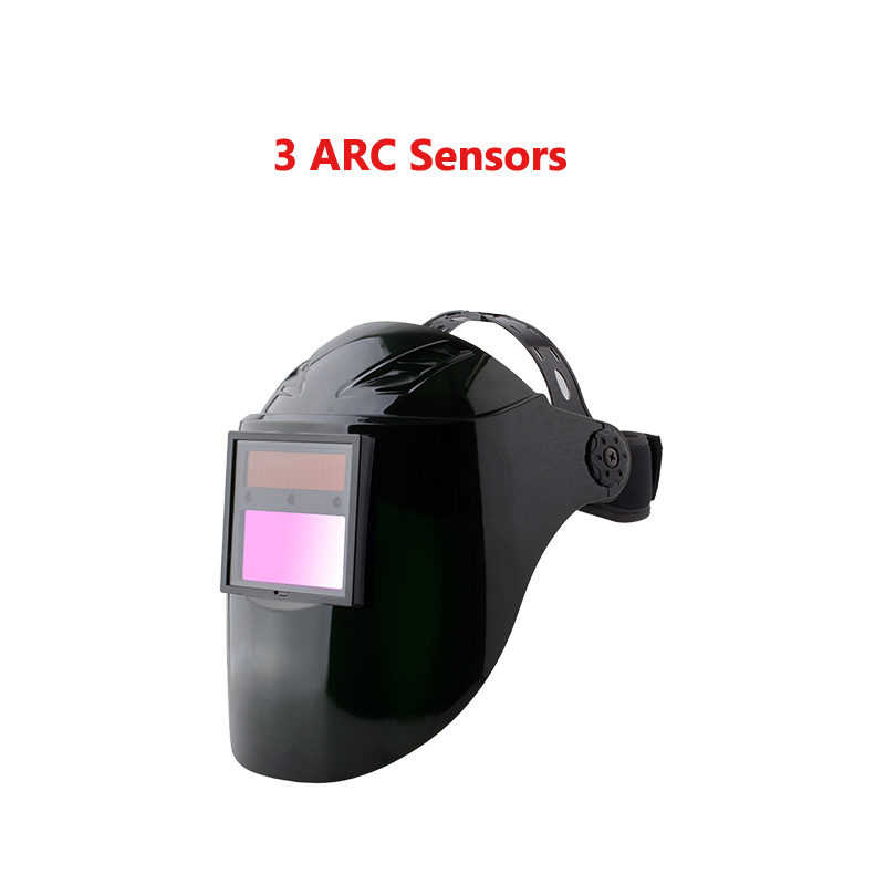 2017 New Solar Auto darkening Welding Helmets Electric Hood Mask 3 Arc Sensors tig,mig , Hat  face shields  Masks mig mag burner gas burner gas linternas wp 17 sr 17 tig welding torch complete 17feet 5meter soldering iron air cooled 150amp