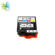 Winnerjet 10 Sets T376 Compatible Ink Cartridge for Epson PictureMate pm 525 Printer