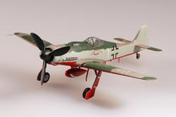 Труба 1: 72 Пособия по немецкому языку air force FW190D-9 fighter 37261 Готовые модели продукта