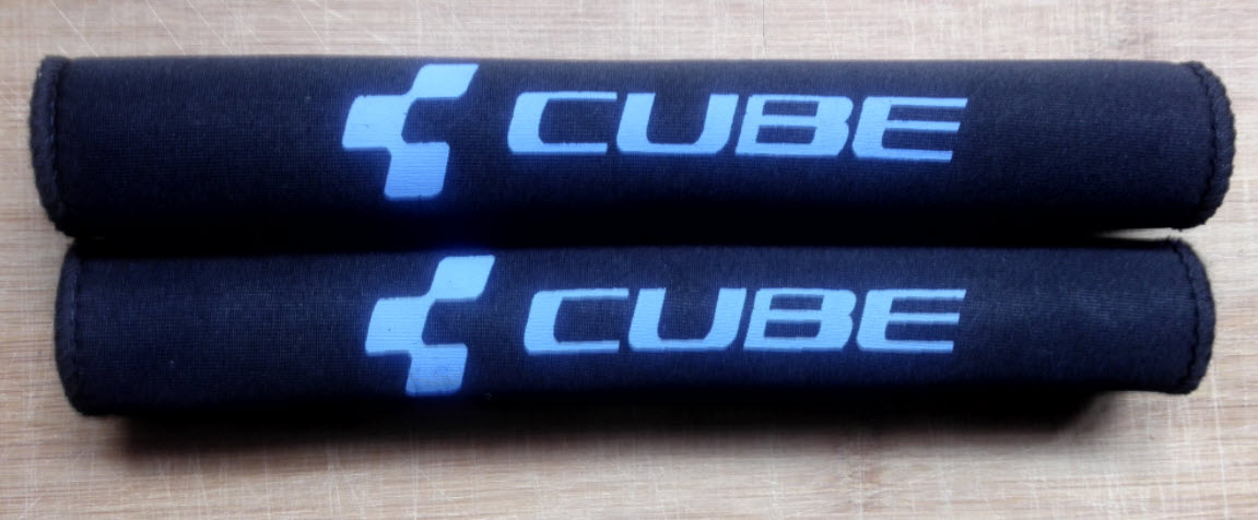 1PC CUBE Bicycle Parts Frame Chain stay Guard Protector chain cover Sport Tool Bike Cycling Road - fangm1688 store