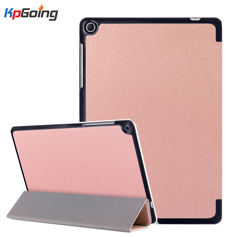 3 Folding PU Leather Book Cover Flatbed Shell Fundas Case for For Asus ZenPad 3S 10 Z500M 9.7 Inch Tablet Stand with Stand