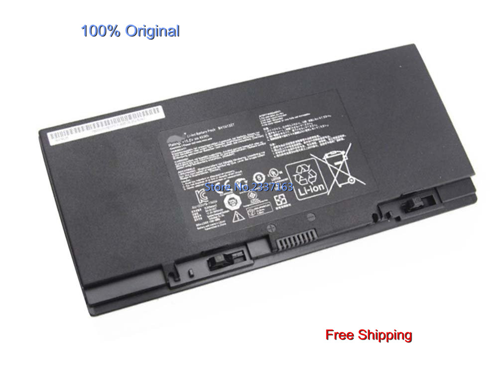 IECWANX 100% new Laptop Battery B41N1327 (15.2V 45WH) for ASUS 15.6 B551 B551LG Series