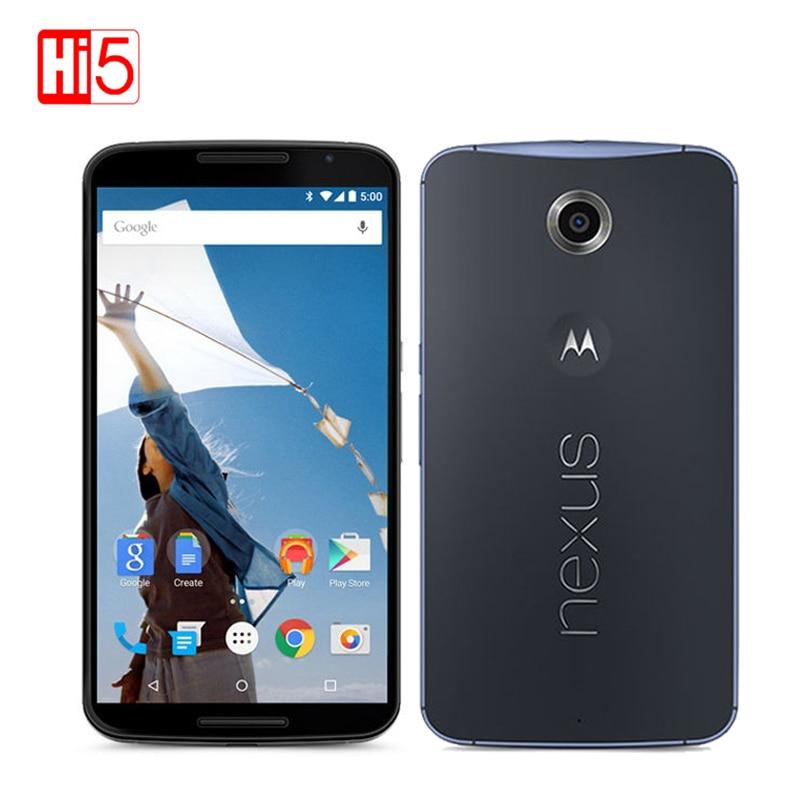 Unlocked Motorola Google Nexus 6 XT1103 XT1100 Quad Core 3GBs