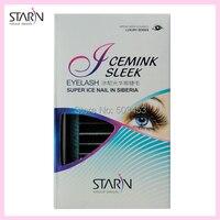 new 100% Siberia Real Mink eyelash extension high end C Curl Fake Eyelash natural false eyelashes Long Eyelash Extension Makeup