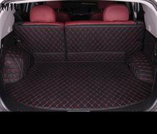 цена на Custom car trunk mat for Toyota all models prado land cruiser  Levin Verso highlander Camry Vios FS CROWN Corolla RAV4 Reiz