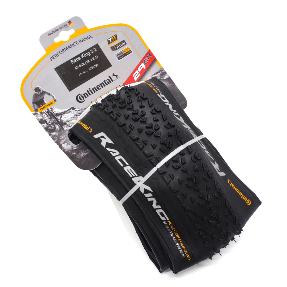 Continental Race King Mtb Bicycle Tire 26 /<font><b>27</b></font>. <font><b>5</b></font> /<font><b>29</b></font> *1.95 2.0 2.1 2.2 Bend Bicycle Tyre image
