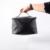Europa personalizado grande de viaje Moda Maquillaje Cosmético paquete de admisión especial de gran capacidad portátil bolsa de maquillaje negro