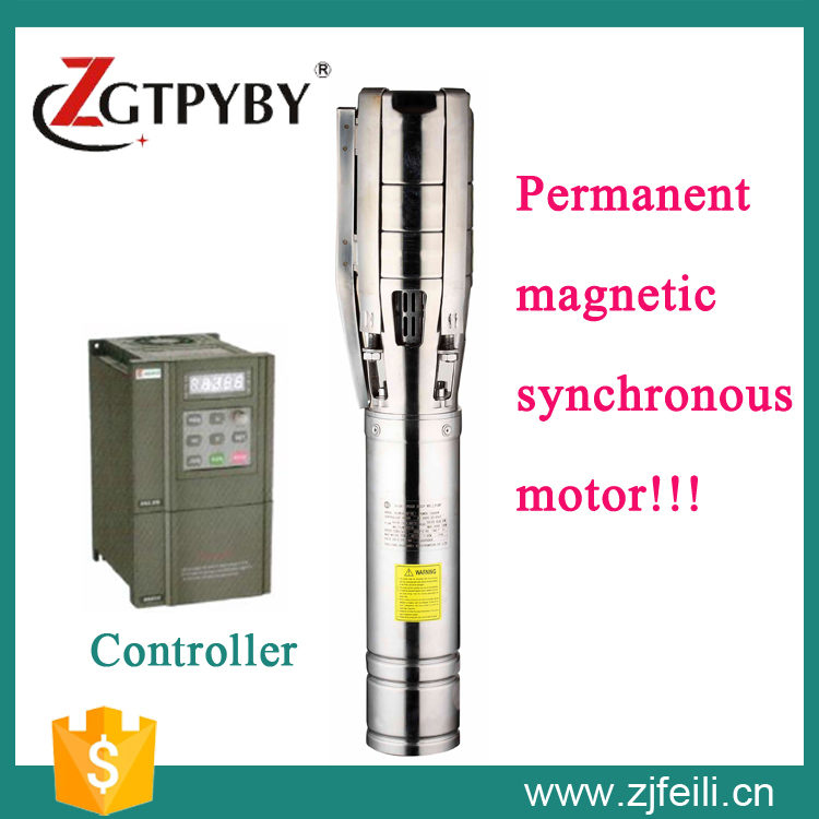 solar deep well water pump for irrigation solar water pump system for agricultural solar submersible water