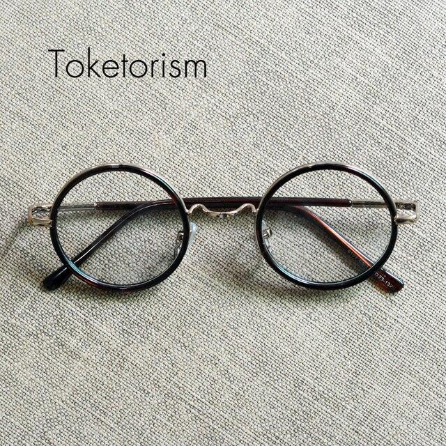 Toketorism Vintage round eyeglass frames classic new Optical frames ...