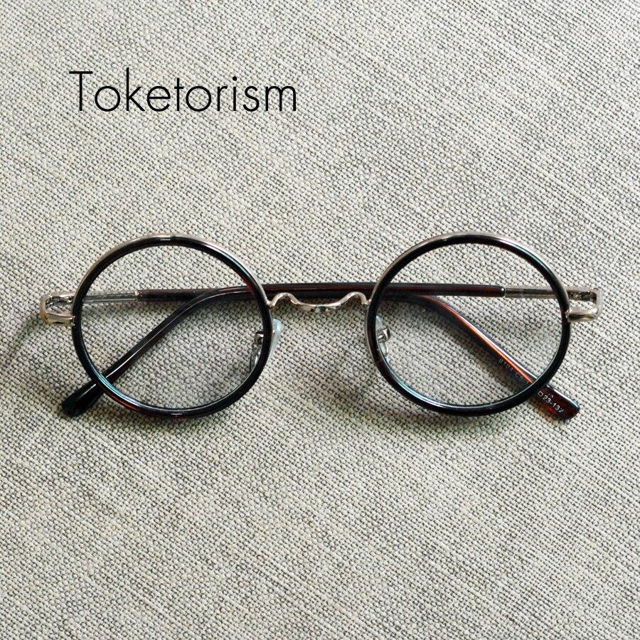 Toketorism vintage ronda marcos clásicos nuevos marcos ópticos gafas ...